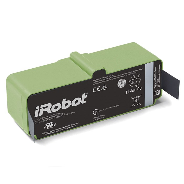 Lithium Ion Battery >> Roomba 3300 Lithium Ion Battery 900 Serisi Icin