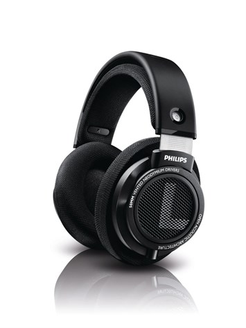 Philips SHP9500 HiFi Precision Stereo Over-ear Kulaklık (Siyah)
