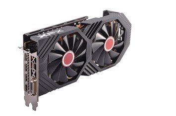 XFX GTS Black Edition RX 580 8GB OC+