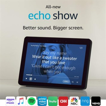 All-new Echo Show (2.nesil)