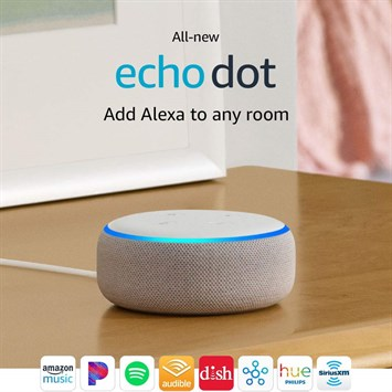 Amazon echo dot 3nd