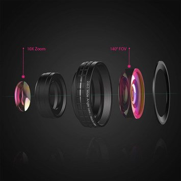 AUKEY Ora iPhone Camera Lens
