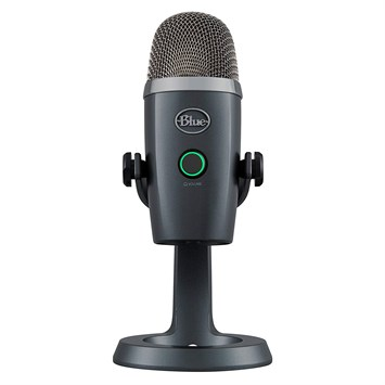 Blue Yeti Nano Premium USB Mic for Recording and Streaming
