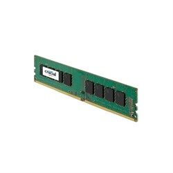 Crucial 8GB Single DDR4 2133 MT/s (PC4-17000) CL15 DR x8 Unbuffer