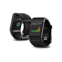 Garmin vivoactive HR GPS Smart Watch, Regular fit - Black