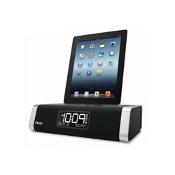 iHome iDL45BC Lightning Dock Saat Radyo and USB Charge