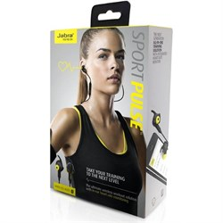 Jabra SPORT PULSE Wireless Bluetooth Stereo Earbuds Kulaklık