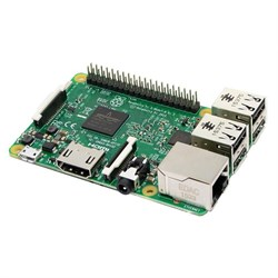 Raspberry Pi 3 Model B Anakart